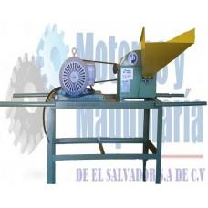 Picadora de Zacate PP-300 Motor Eléctrico