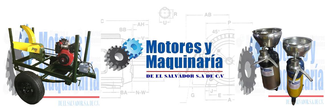 motores y maquinaria
