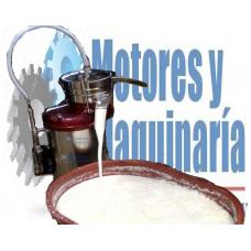 DESCREMADORA DE LECHE 1500 LITROS POR HORA